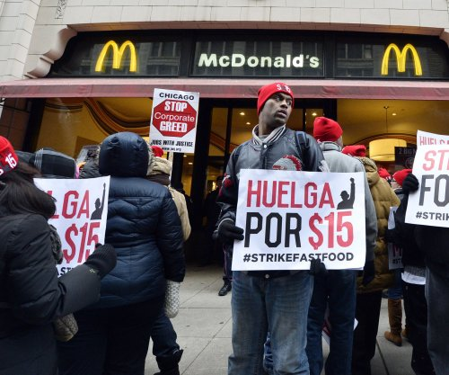 NLRB: McDonald's and its franchisees violated employee rights