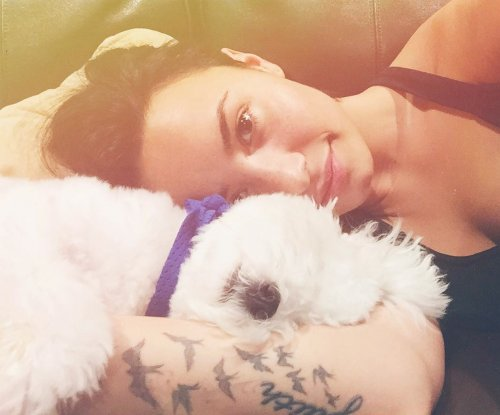 Demi Lovato shares new puppy after tragic lost of pet dog Buddy