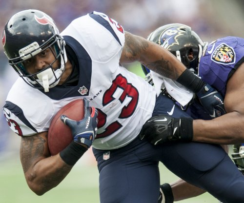 Houston Texans RB Arian Foster returns to practice