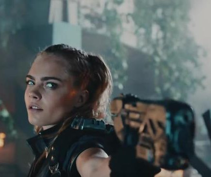 Cara Delevingne cameos in 'Call of Duty: Black Ops 3' trailer