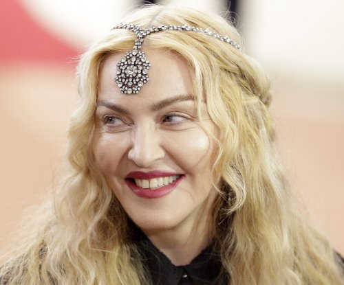 Madonna wears revealing lace ensemble at Met Gala