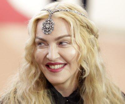 Madonna wears revealing lace ensemble at Met Gala
