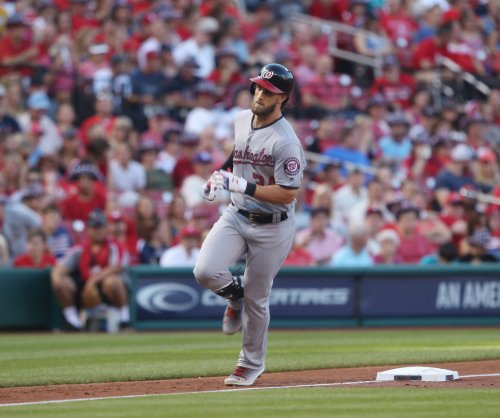 Bryce Harper homers twice as Washington Nationals trounce St. Louis Cardinals