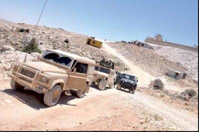 Hezbollah seizing territory along Lebanon's northeastern border