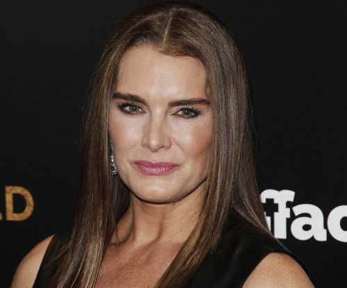 Ice-T has been a fan of 'SVU' guest star Brooke Shields since 'Blue Lagoon'