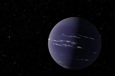 Astronomers discover nearby exoplanet with substantial atmosphere