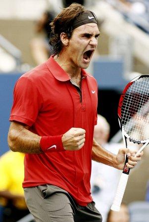 Federer back in U.S. Open men's final