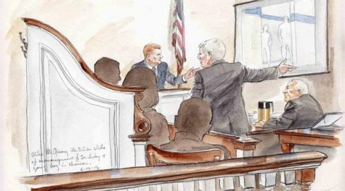 McQueary testifies in Sandusky trial