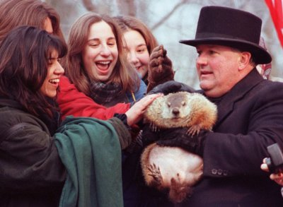 PETA wants groundhogs retired