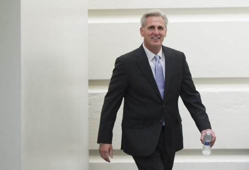 McCarthy elected House majority leader