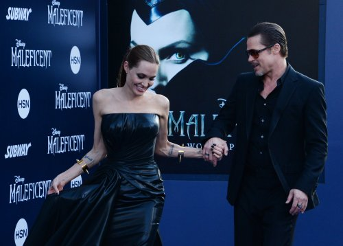 First look: Angelina Jolie and Brad Pitt star as married couple in 'By The Sea'