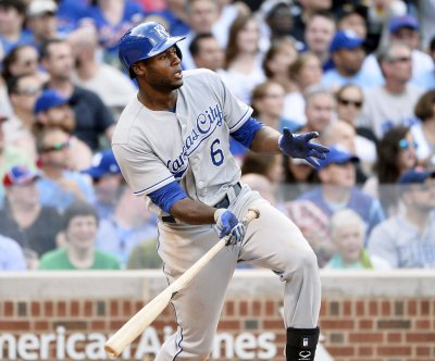 Kansas City Royals sweep Tampa Bay Rays in doubleheader