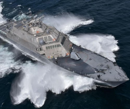 Navy accepts new Littoral Combat Ship