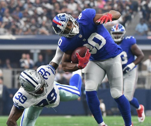 New York Giants' Victor Cruz relishes reeling in late TD vs. Cowboys