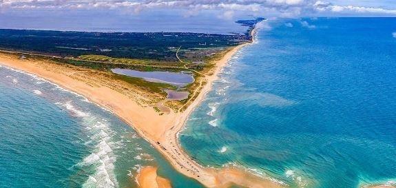as ocean tides shift north carolina gets a new island upi com