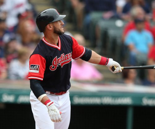 Cleveland Indians shut out Kansas City Royals for third straight win