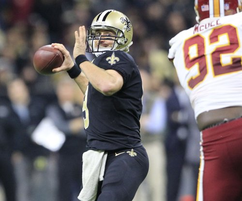 Drew Brees perfect in New Orleans Saints' epic comeback win over Washington Redskins