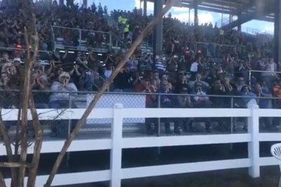Nearly 2,000 attempt moose calling world record in Maine