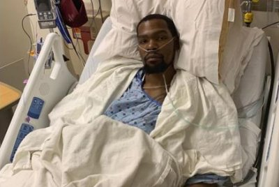 Golden State Warriors' Kevin Durant undergoes surgery for ruptured Achilles