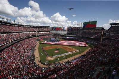 Texas Rangers fan hit by foul ball, goes to hospital