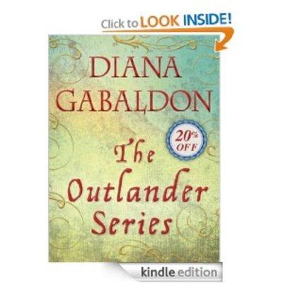 Starz orders 'Outlander' series