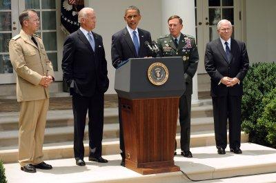 Gates, Mullen back McChrystal resignation