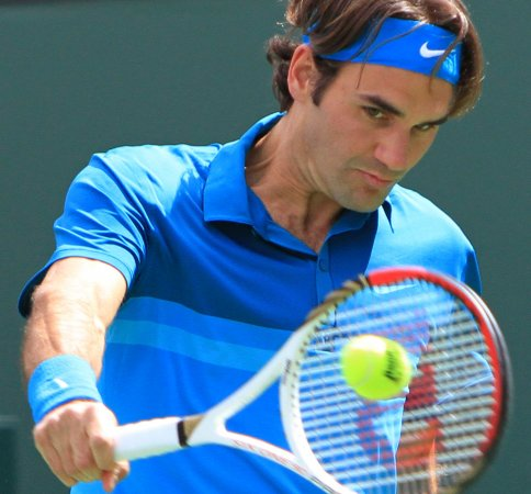 Fast start has Federer in Rome semifinals