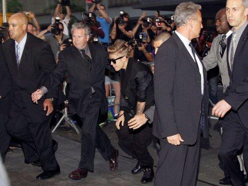 Kid Rock: Justin Bieber on 'very long ride down'
