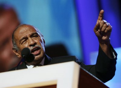 Judge puts Conyers on primary ballot