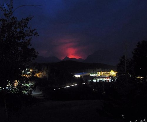 Three fires consume thousands of acres in Glacier National Park