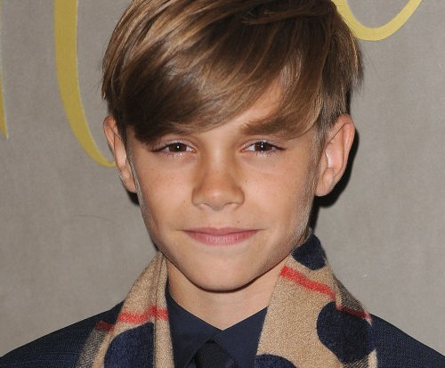 Romeo Beckham stars in Burberry short film