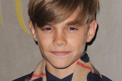 Romeo Beckham stars in Burberry short film