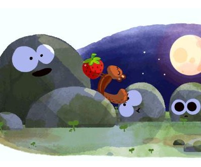 Google welcomes summer solstice, strawberry moon arrival with new Doodle