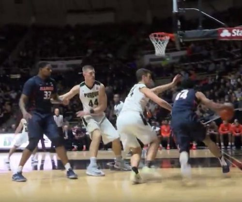 No. 21 Purdue Boilermakers dominate Illinois Fighting Illini