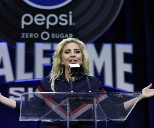 Lady Gaga holds Super Bowl halftime press conference