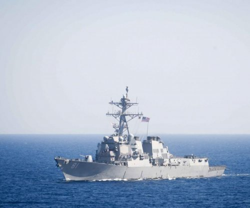General Dynamics christens U.S. Navy's USS Thomas Hudner