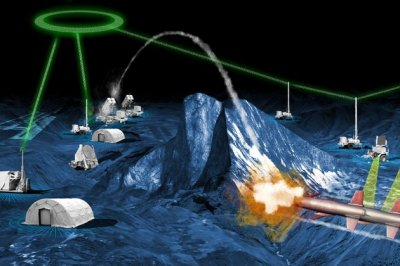 Northrop Grumman tests new air defense network program