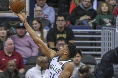 Antetokounmpo-led Bucks aiming for 5-0 start