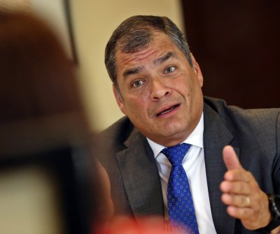 Ecuador's ex-President Correa sentenced to 8 years on bribery charges