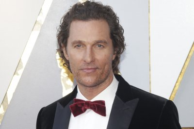 Matthew McConaughey promotes 'Time to Kill' sequel