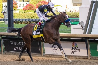 Baffert holds a hot hand for Saturday's Preakness -- and beyond