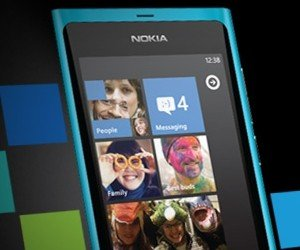 Nokia debuts Windows phones