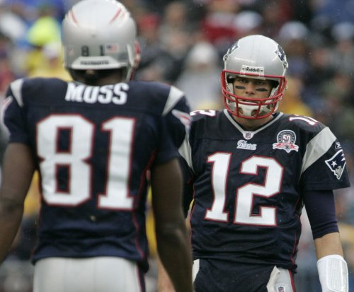 Tom Brady could work out with Randy Moss, Wes Welker