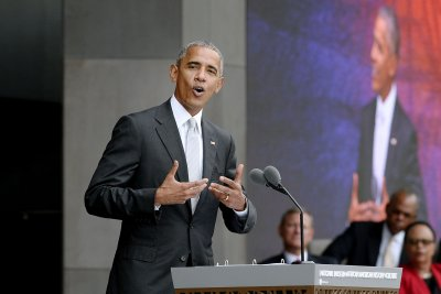 President Obama calls African American museum 'newest American icon'