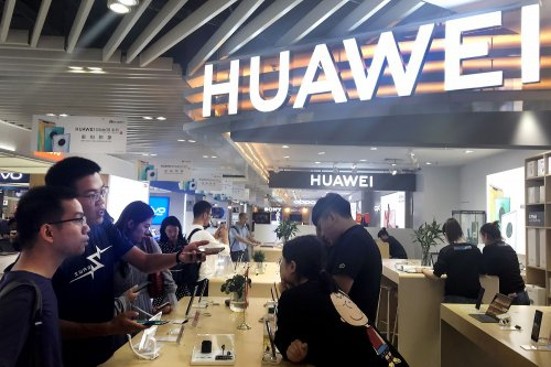 Huawei reports strong third-quarter growth