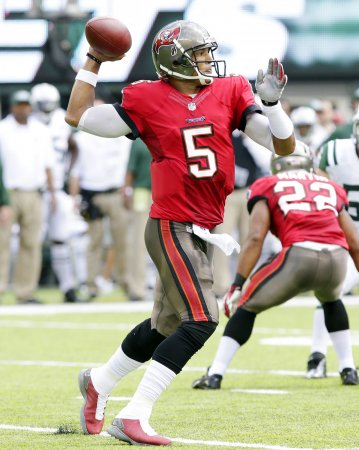 Josh Freeman to start at quarterback for Vikings