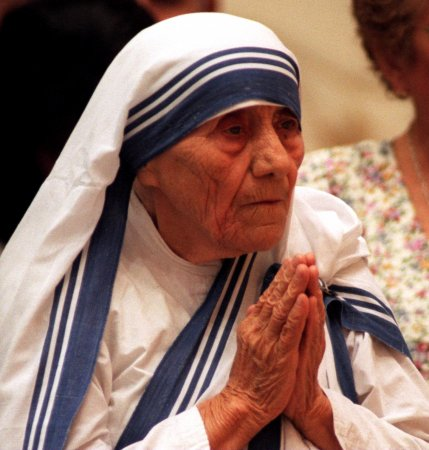 Mother Teresa shelter razed in Moscow