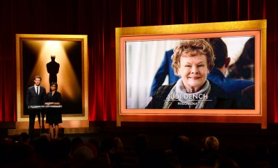 Best Actress nominee Judi Dench plans to attend the Oscars