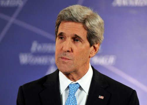 Kerry in Turkey for Middle East discussion