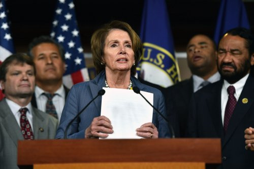 Nancy Pelosi said she didn't know Jonathan Guber after citing his work